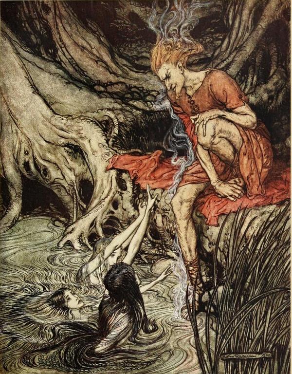 the mythological trickster